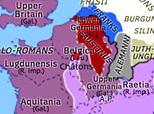 Europe 274: Battle of Châlons