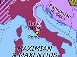 Europe 307: Galerius vs Maxentius