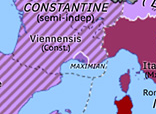 Europe 310: Maximian's Last Stand