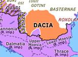 Historical Atlas of Europe 88: Domitian's Dacian War