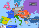 Europe 1894: Franco-Russian Alliance