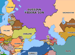 Europe 1991: Collapse of the Soviet Union
