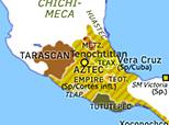 North America 1520: Captivity of Moctezuma II