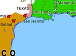 North America 1836: Texas Revolution