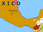 North America 1840: Centralist Mexico