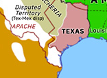 North America 1842: Texas Incursions