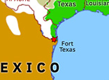North America 1846: Outbreak of the Mexican–American War