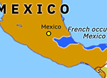 North America 1863: French Intervention in Mexico