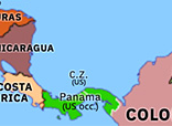 North America 1904: Panamian Rebellion