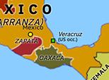 Historical Atlas of North America 1914: Occupation of Veracruz