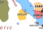 Historical Atlas of Northern Africa 100: Empire of Aksum