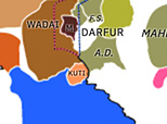 Northern Africa 1899: Anglo-French Convention on Sudan