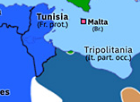 Northern Africa 1911: Italo-Turkish War