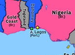 Northern Africa 1914: Amalgamation of Nigeria