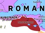 Historical Atlas of Northern Africa 20: Tacfarinas War