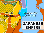 Northern Eurasia 1918: Allied Intervention in Russia