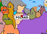Northern Eurasia 1920: Battle of Warsaw