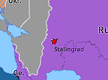 Northern Eurasia 1942: Battle of Stalingrad
