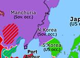 Historical Atlas of Northern Eurasia 1945: Soviet Post-War Power