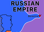 Northwest Europe 1812: French retreat from Moscow
