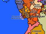 Northwest Europe 1813: Sixth Coalition invades France