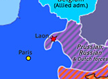 Northwest Europe 1814: Battle of Laon