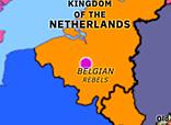 Northwest Europe 1830: Belgian Revolution