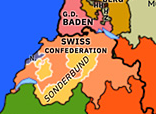 Northwest Europe 1847: Sonderbund War