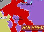 Northern Eurasia 1917: Bolsheviks Gain Control