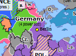 Northern Eurasia 1945: Battle of Berlin