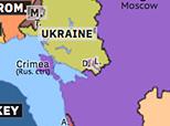 Northern Eurasia 2014: Donbass Rebellion
