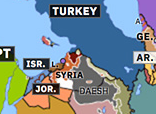 Northern Eurasia 2015: Syrian Civil War