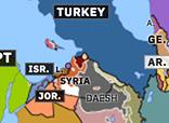 Northern Eurasia 2015: Syrian Civil War