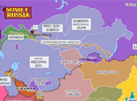 Northern Eurasia 1918: Civil War and the Execution of the Tsar