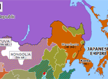 Northern Eurasia 1932: Japanese Conquest of Manchuria