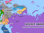 Northern Eurasia 1940: Nazi-Soviet Honeymoon