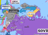 Northern Eurasia 1945: From the Vistula to the Oder