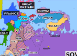 Northern Eurasia 1949: NATO and the Two Germanys