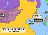 Northern Eurasia 1951: Korean War