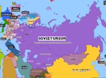 Northern Eurasia 1963: Height of the Cold War