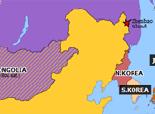 Northern Eurasia 1969: Sino-Soviet Border Conflict