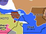 Sub-Saharan Africa 1901: Lake Chad Rendezvous