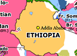 Sub-Saharan Africa 1907: Consolidation of Ethiopia