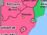 Sub-Saharan Africa 1910: Union of South Africa