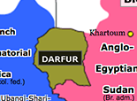 Sub-Saharan Africa 1916: Senussi and Darfur Campaigns