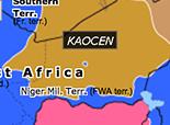 Sub-Saharan Africa 1917: Kaocen Revolt