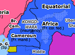 Sub-Saharan Africa 1929: Trans-African Routes