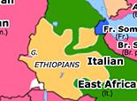 Sub-Saharan Africa 1936: Second Italo-Ethiopian War