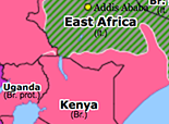 Sub-Saharan Africa 1941: East African Campaign