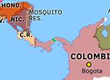 South America 1885: Panama Crisis